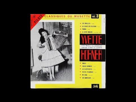 Petite Tricheuse - par Yvette Horner et son accordéon