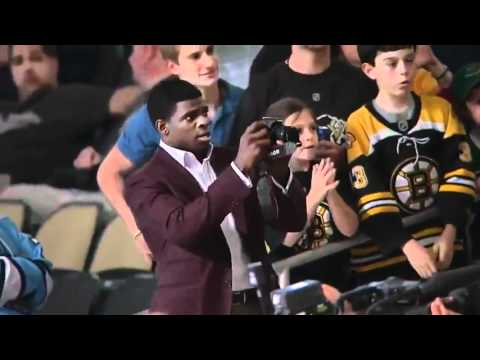 Boston Bruins Select Malcolm Subban 2012 Nhl Draft