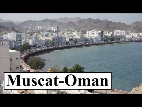Oman/Muscat Birdview Mutrah-Muscat Part 3