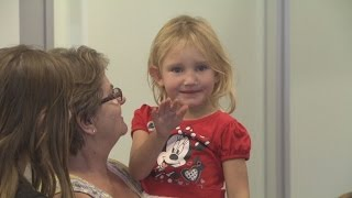 4-Year-Old Girl Reunites with Parents After Being Kidnapped By Family Friend