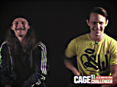 CAGE 51 MMA: Best Talkshow Ever, 4. Episodi