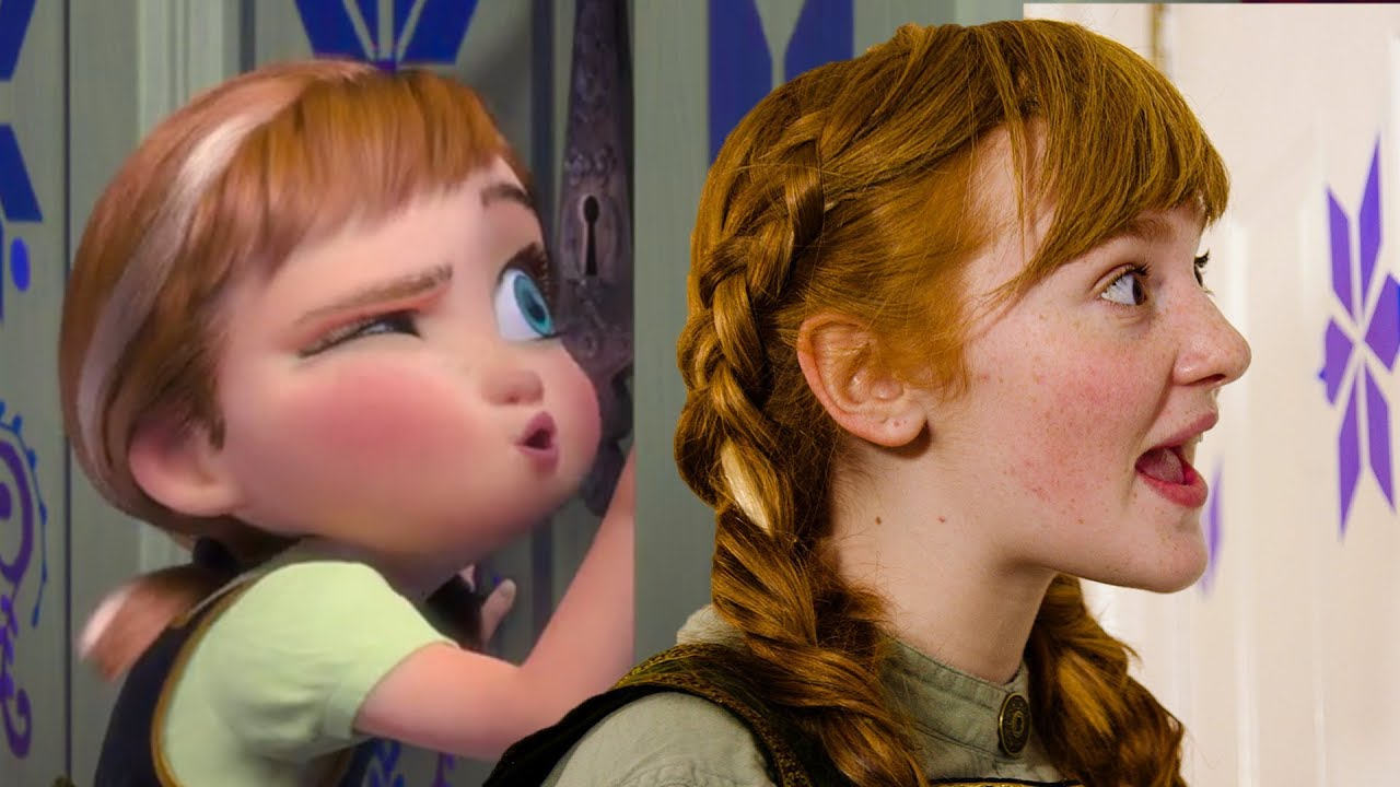 Download Do You Want To Build a Snowman - Frozen In Real Life - REMASTERED