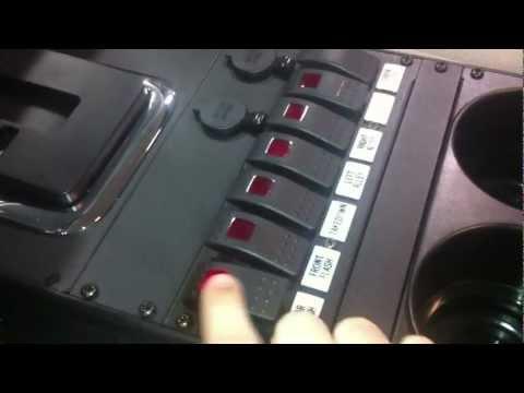 Havis Radio Console For The Ford Escape Police Vehicle