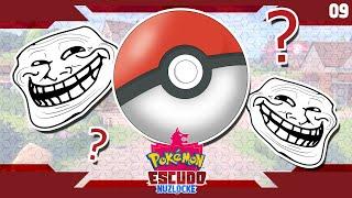 Pokémon Escudo Nuzlocke Ep.9 - LA CAPTURA MÁS TROLL DE LA SERIE