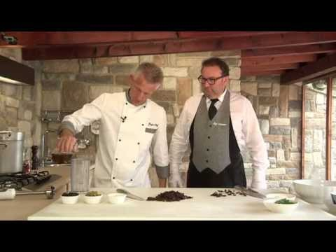 Fusilli al pesto di pomodorini secchi - Video ricetta - Grigio Chef