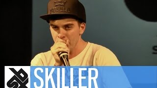 SKILLER  |  Grand Beatbox Battle 2014  |  Showcase