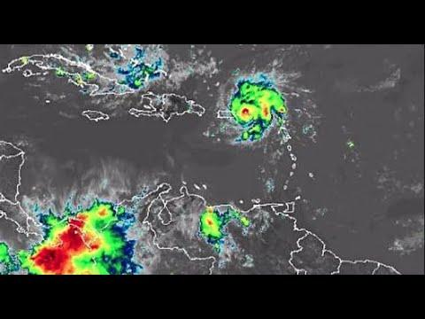 A near miss for Puerto Rico as Dorian strengthens into a hurricane