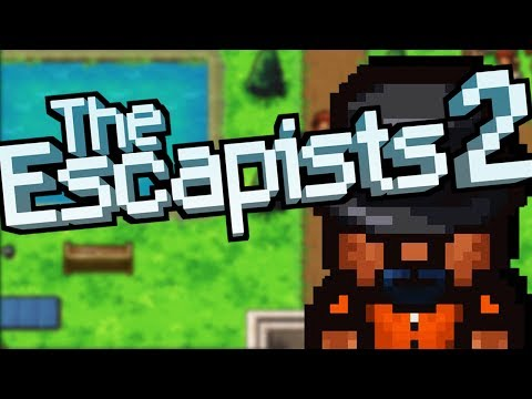 IN SOLITARY CONFINEMENT FOREVER | The Escapists 2 | #6