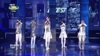 Video [PERF/HD] 120717 NU'EST - Not Over You & Action @ MBC Show Champion download MP3, 3GP, MP4, WEBM, AVI, FLV Juli 2018