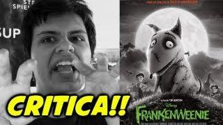 Frankenweenie Critica / Review