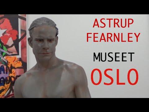 ASTRUP FEARNLEY MUSEUM - OSLO