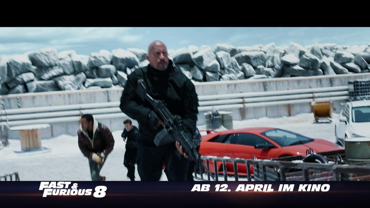 Fast Furious 8 Ab 12 April Im Kino Youtube