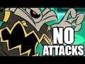 FULL POKEMON NON ATTACKING MOVES TEAM!