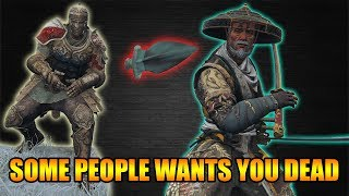 People wants you dead [For Honor]