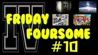 The Friday Foursome #10 - Most Irritating Aspects of Gaming
