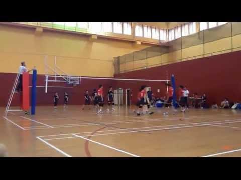CHS Senior vs Pei Chun - 2nd set