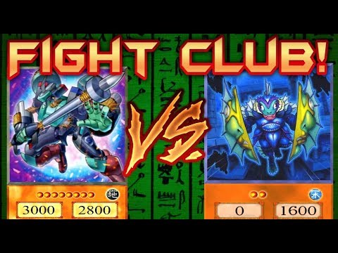 Yugioh Fight Club #3 - MAGNET WARRIORS vs ATLANTEANS! (Competitive Yugioh) S2E3