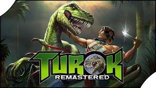 Turok: Dinosaur Hunter (remastered) Gameplay