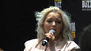 The MyMBuzz Andrew Lee Potts and Hannah Spearritt Liverpool interview