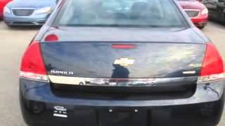 2010 Chevrolet Impala Patriot Chevy Buick GMC Princeton, IN 47670