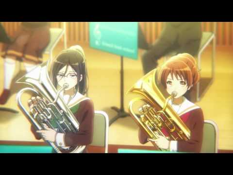 Kitauji High School Band plays Farewell of Slavianka