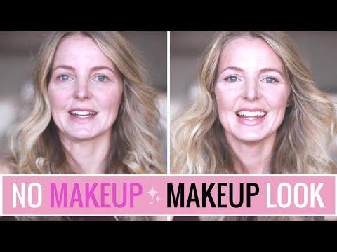 "The ""No Makeup""… Makeup Look | Beauty Over 40"