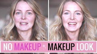 "The ""No Makeup""... Makeup Look   Beauty Over 40"