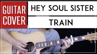 Download lagu Hey Soul Sister Guitar Cover Acoustic - Train 🎸  Tabs + Chords 
