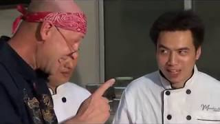 ЖАРЕНЫЙ УГОРЬ. КИТАЙСКАЯ КУХНЯ. © China. Cuisine. Fried eel.