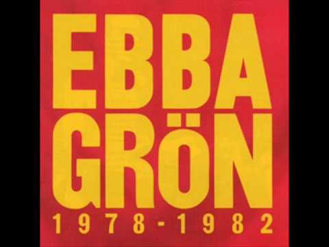 Ebba Gron - Were Only In It For The Drugs