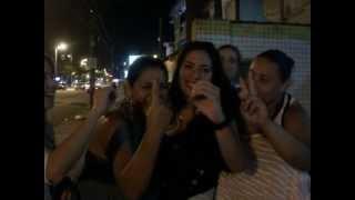 MOMENTO DE MUITA RISADA E MUITA FARRA...A FESTA É NOSSA MENINAS!!!