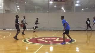 Team L.A.B. vs Hustle Academy -Marvin Guthrie Coach Dayal