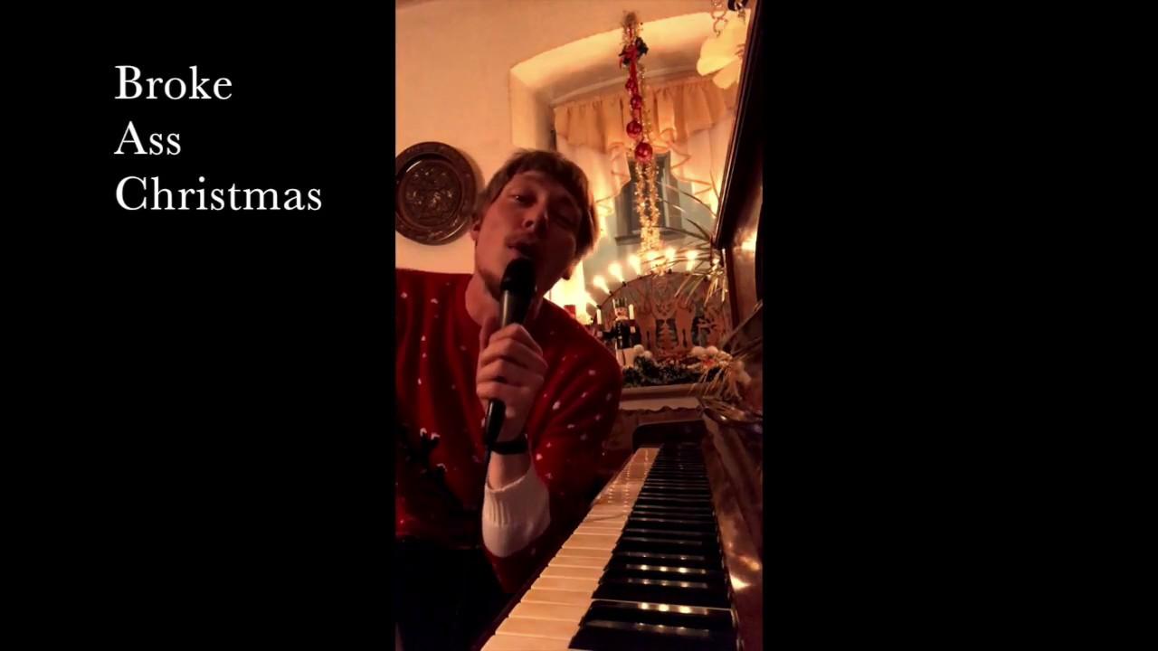 Robert Alan - Broke Ass Christmas (Jingle Bell Blues)