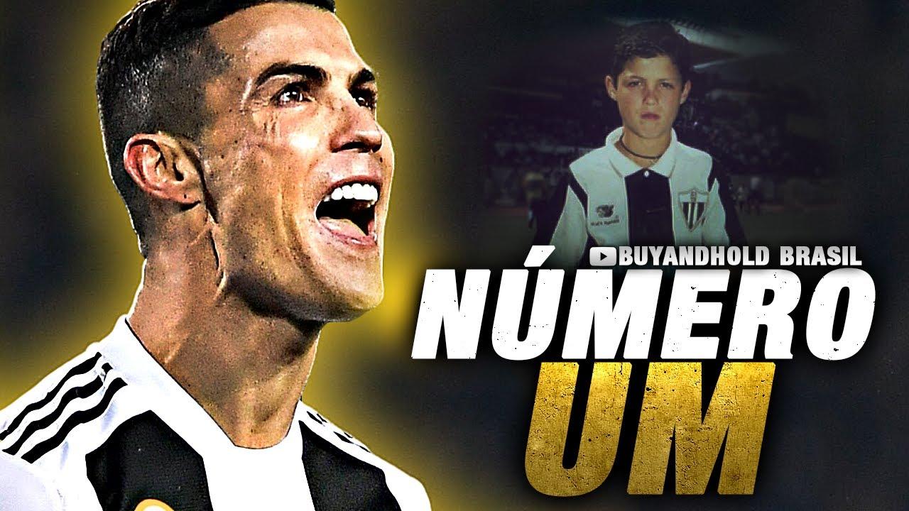 Número Um, com Cristiano Ronaldo [CR7 Motivação Motivacional Legendado]