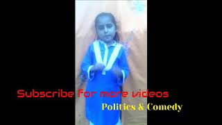 is chhoti bachhi ne musalmano ke baare kiya kha plz watch this video