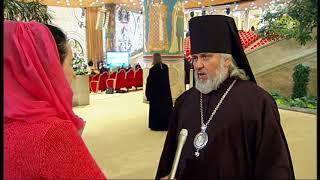 Включение с Архиерейского Собора РПЦ. Епископ Чистопольский и Нижнекамский Пармен.