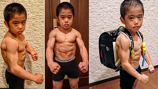 World's Strongest Kid - Ryusei Imai