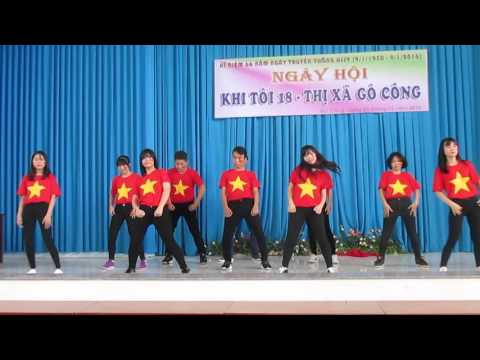 Dân vũ Tiến lên Việt Nam ơi!