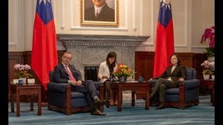 VOA连线(张永泰):台湾对美国众议院持续通过友台法案表示感谢