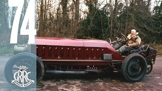 Wild 120MPH Aircraft Engined Cars Startle Locals