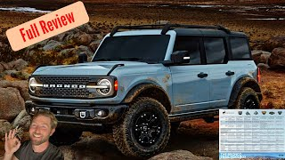 2021 Ford Bronco Review (Price, Specs, Colors, Options and More)
