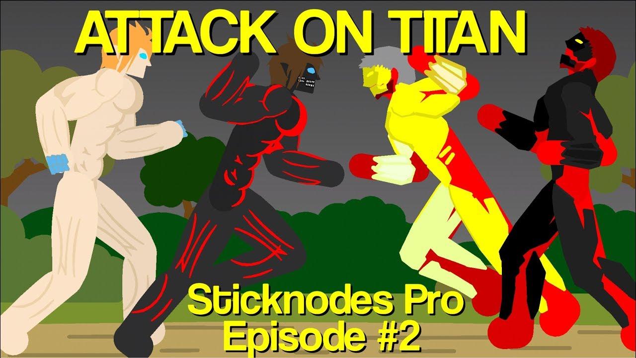 Attack On Titan | Season 1 | Episode 2 | Shingeki No ...