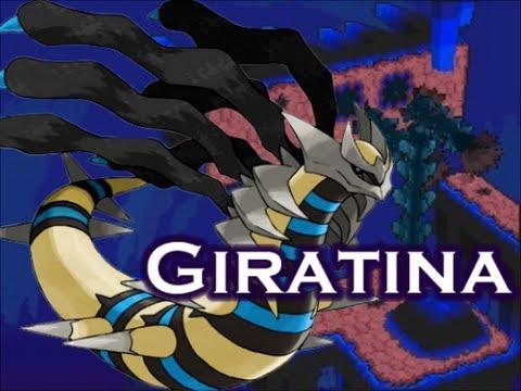 Shiny Giratina Origin Form / Giratina Originel chromatique [20055 ...