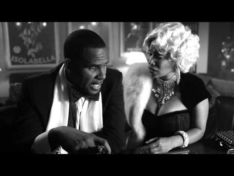 R Kelly Love Letter Promo