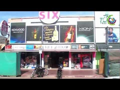 Six Free Shop, Chuy, Uruguay