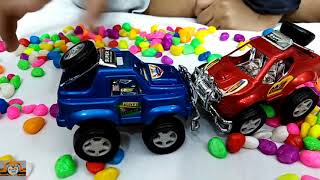 Kids Toy Video - Color Stone Video - Color Car Video - Video For Baby