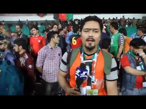 سفر فوتبالی با تیم ملی افغانستان در هند 07 Football trip with AFG Team in India