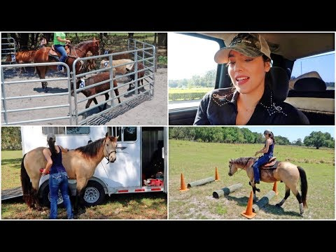 RANCH HORSE FUN DAY !