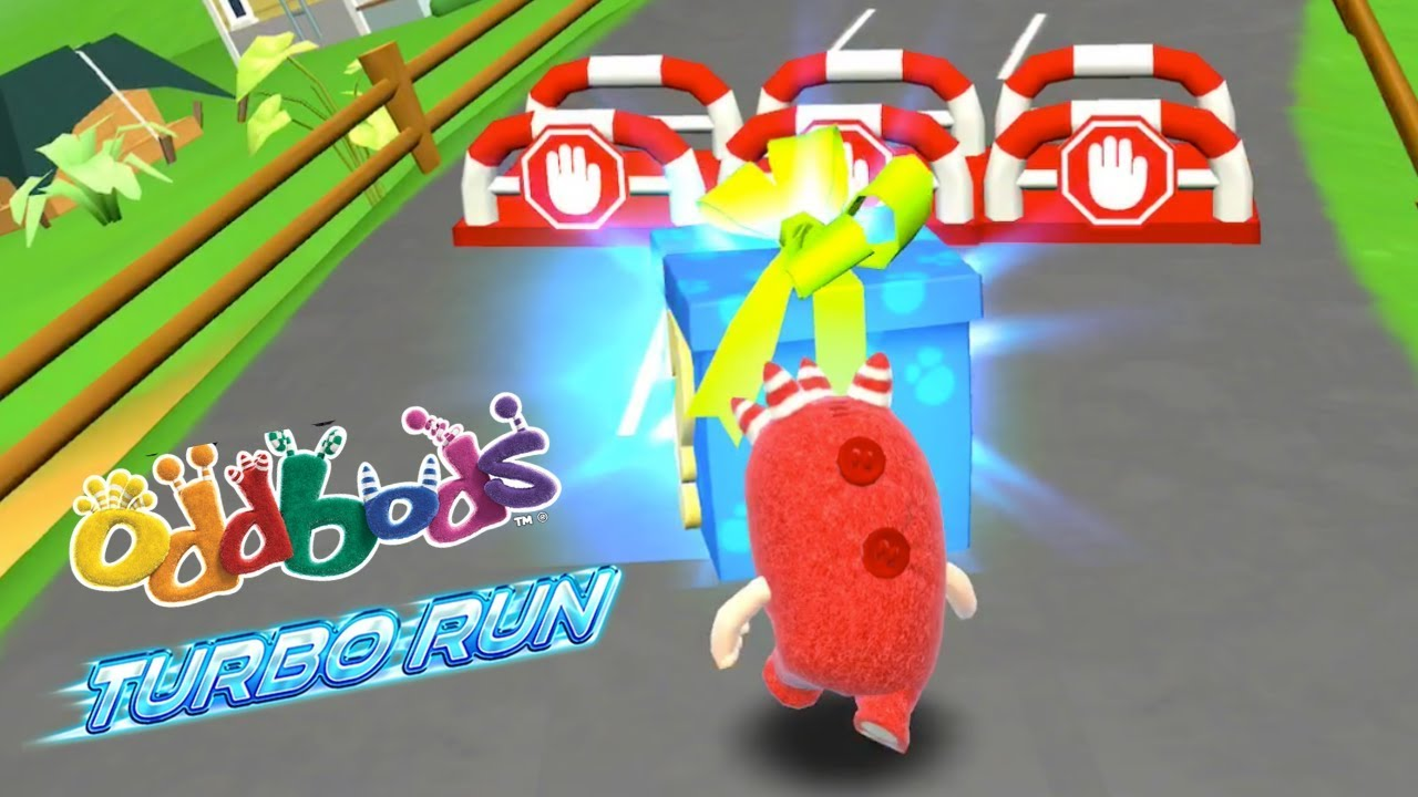 Oddbods Turbo Run  1