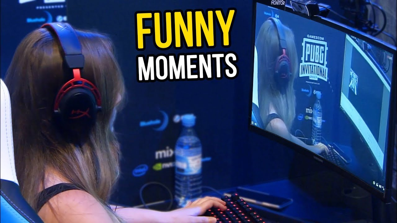 PUBG Invitational Highlights (Humorous Moments, Fails, Wins)